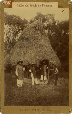 Indios Nahuas del estado de Veracruz