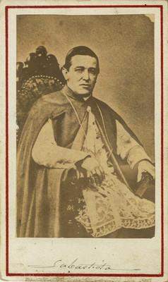 Labastida, retrato al olio