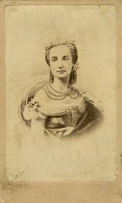 Carlota Amalia, retrato