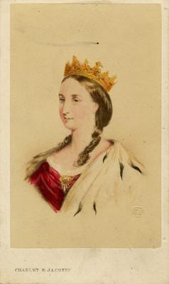 Carlota, retrato