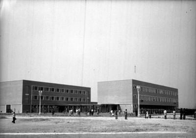 Instalación militar, vista parcial