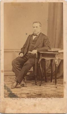 José Ma. Lacunza, retrato