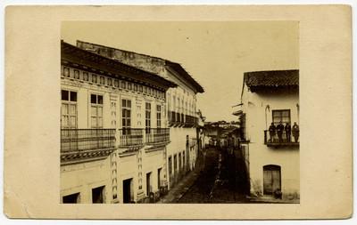 Jalapa. Calle 2a. principal