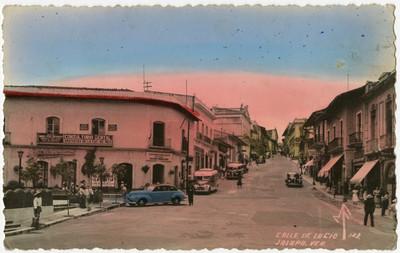 Calle de Lucio