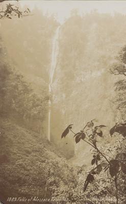Falls of Atescaca, Teziutlan