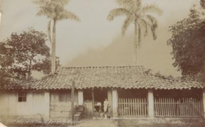 House in tierra caliente