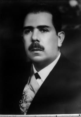 Lázaro Cárdenas, retrato