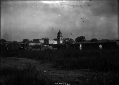"""Hacienda de """"Canutillo"""", panorámica"""
