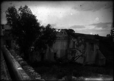 """Vista de la Hacienda de """"Canutillo"""""""