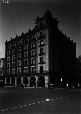 """""""Hotel Majestic"""", vista general"""