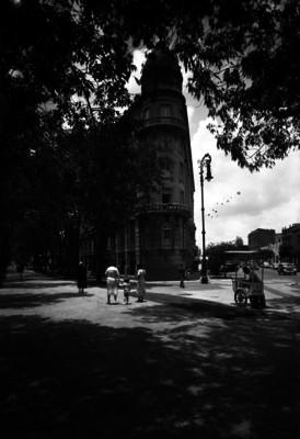 Hotel Imperial en Paseo de la Reforma esquina con Morelos
