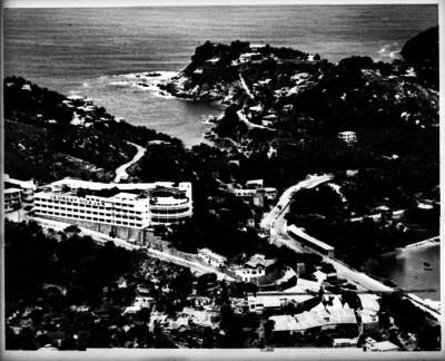Puerto de Acapulco, vista parcial