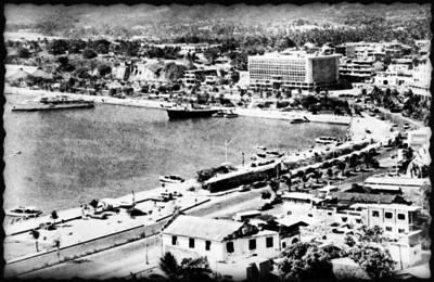 Puerto de Acapulco, panorámica