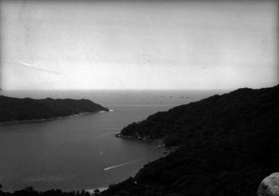 Puerto Marquéz, vista panorámica