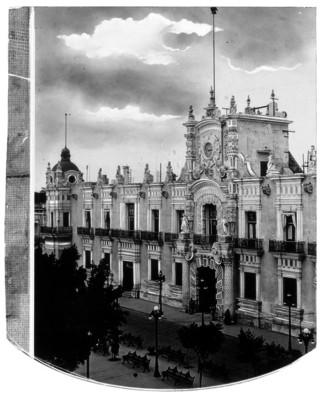 Palacio municipal de Guadalajara, Jalisco