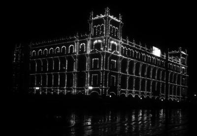 Edificio del Ex Ayuntamiento Municipal, hoy sede del Gobierno del D.F.