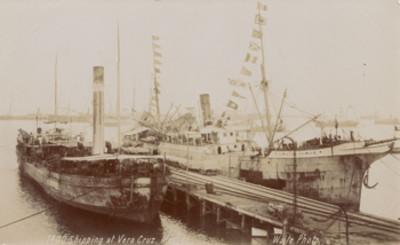 Shipping at Veracruz México