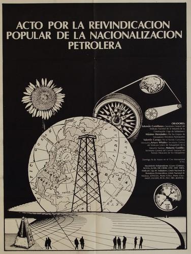 Por la reivindicación popular de la nacionalización petrolera