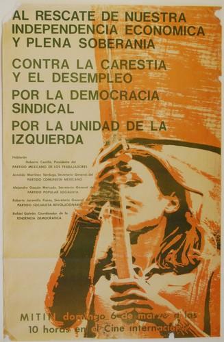 ¡Por la democracia sindical! ¡Por la unidad de la izquierda!