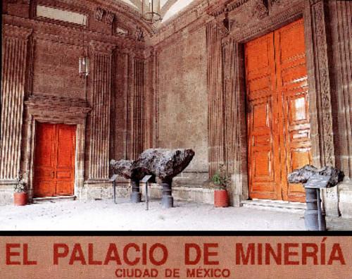 El Palacio de Minería