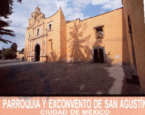 Parroquia y exconvento de San Agustín