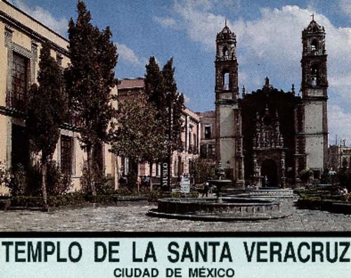 Templo de la Santa Veracruz