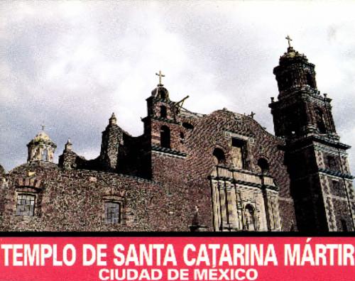 Templo de Santa Catarina Mártir