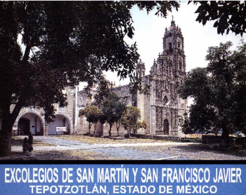 Ex colegios de San Martín y San Francisco Javier