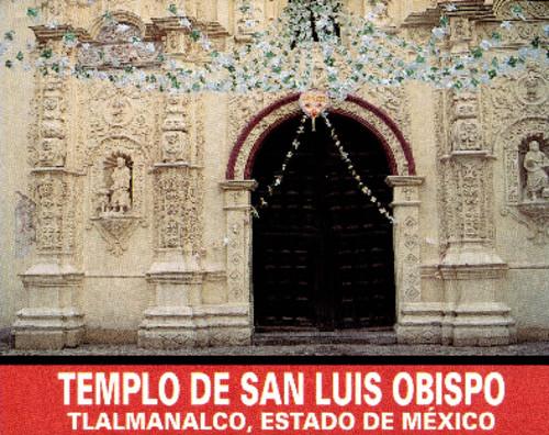 Templo de San Luis Obispo