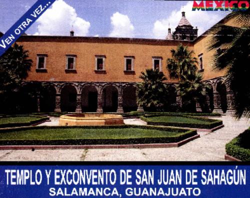 Templo y ex convento de San Juan de Sahagún