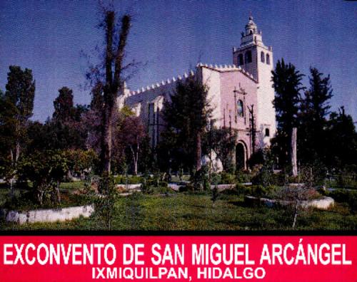 Ex convento de San Miguel Arcángel Ixmiquilpan