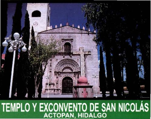 Templo y Ex convento de San Nicolas