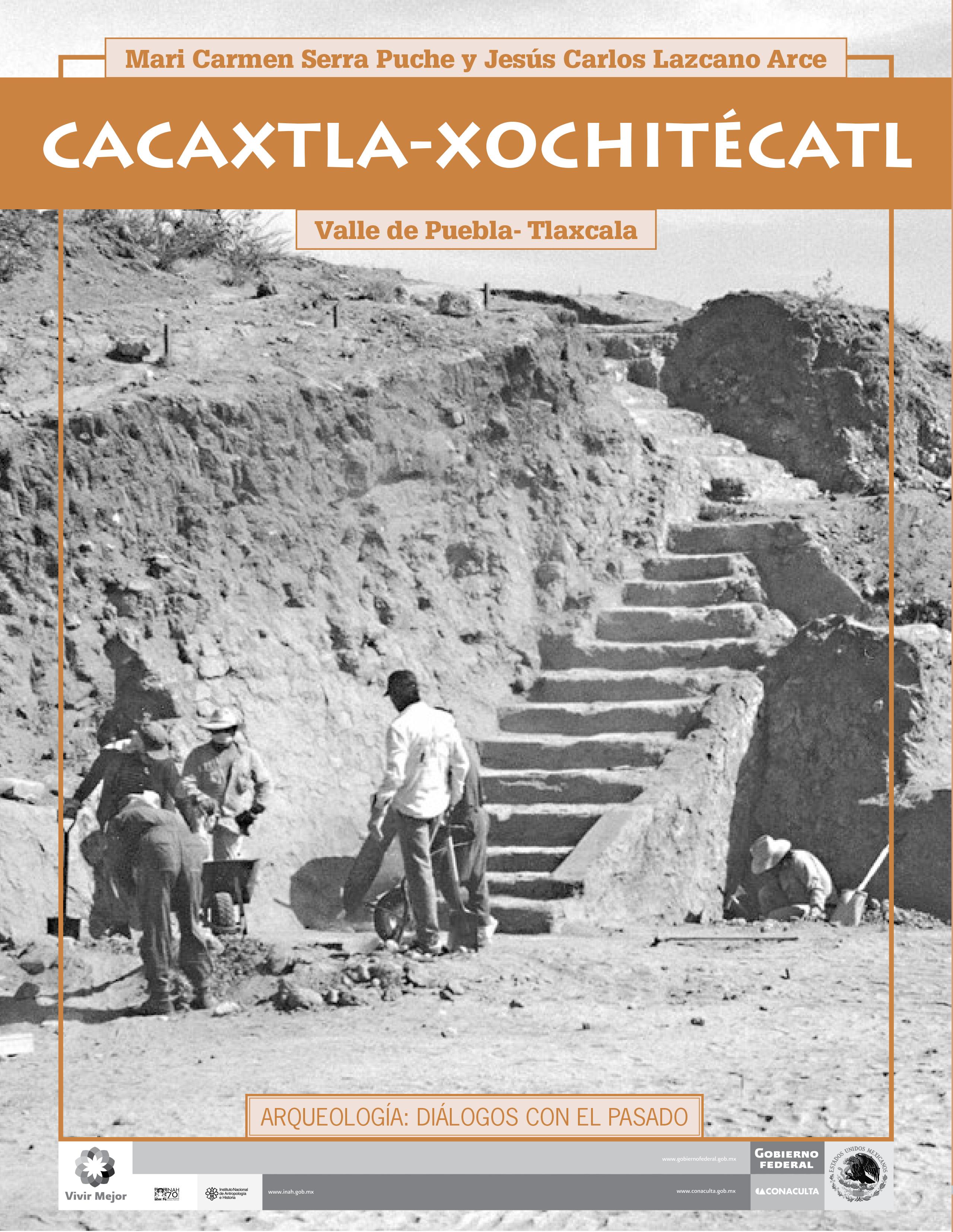 Cacaxtla – Xochitécatl
