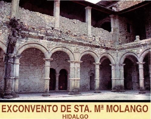 Exconvento de Sta. Mª Molango