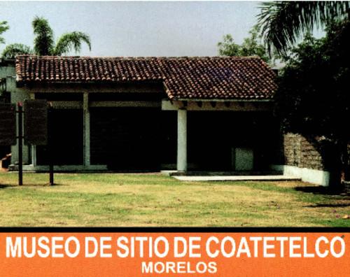 Museo de Sitio de Coatetelco
