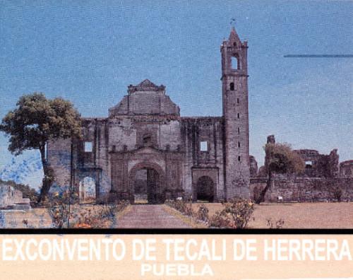 Exconvento de Tecalí de Herrera