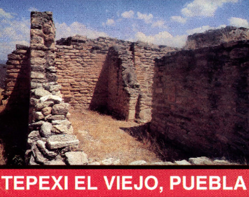 Tepexi el Viejo, Puebla