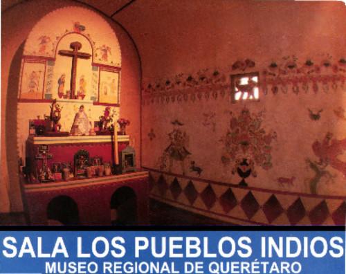 Sala los Pueblos Indios