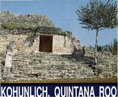 Kohunlich, Quintana Roo