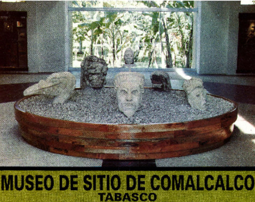 Museo de Sitio de Comalcalco