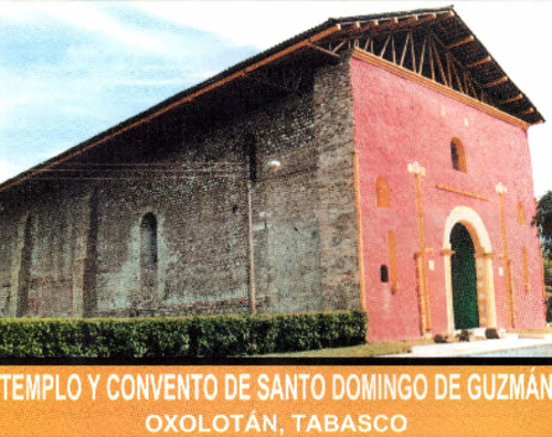 Templo y convento de Santo Domingo de Guzmán