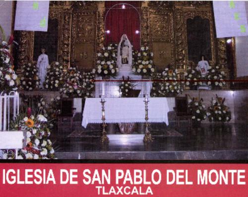Iglesia de San Pablo del Monte