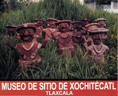 Museo de Sitio de Xochitécatl