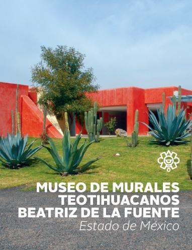 Museo de Murales Teotihuacanos, Beatriz de la Fuente