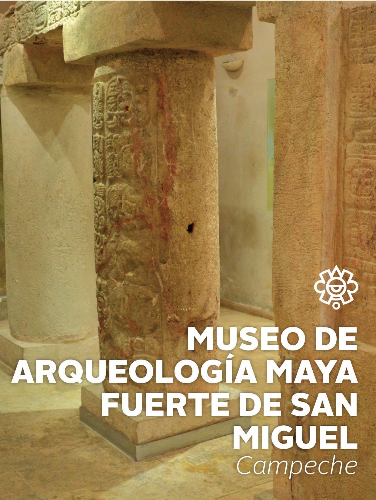 Museo de Arqueología Maya Fuerte de San Miguel