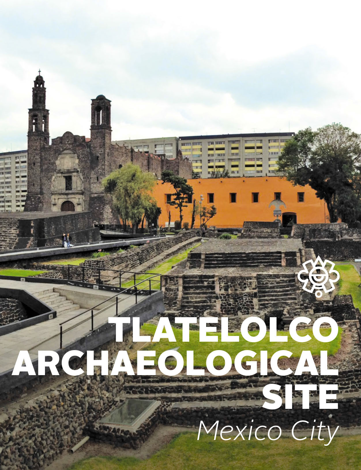 Tlatelolco Archaeological Site