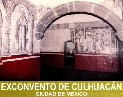 Exconvento de Culhuacán