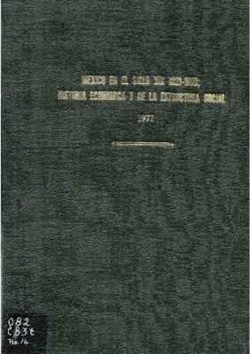 México en el siglo XIX (1821-1910)