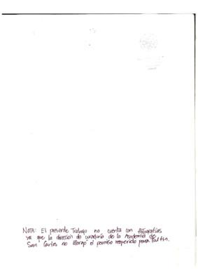 Proyecto de conservación y restauración de la colección de planchas calcográficas de la Academia de San Carlos