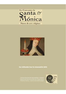 Ex Convento de Santa Mónica Museo de Arte Religioso